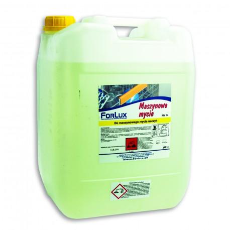 Preparat do maszynowego mycia naczyń w zmywarkach - Forlux NM 14