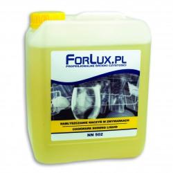 Preparat do nabłyszczania naczyń w zmywarkach - Forlux NN 02