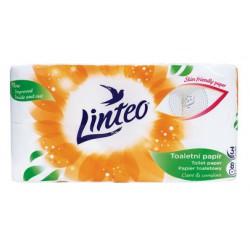 Papier toaletowy LINTEO CLASSIC, 3-warstwowy - 8 rolek