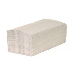 Ręcznik składany typu ZZ - szary
