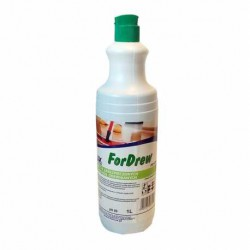 Codzienne mycie podłóg drewnianych - Forlux PD 9