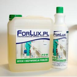 Preparat do mycia i dezynfekcji podłogi - FORLUX PDM