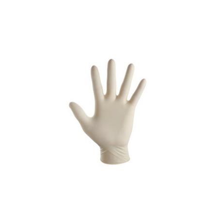 DERMAGEL bezpudrowe diagnostyczne rękawice lateksowe 100 szt.