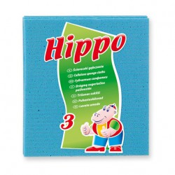 Hippo Ściereczki Gąbczaste a3