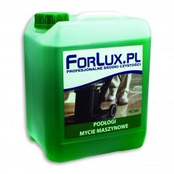 Preparat do codziennego maszynowego mycia i pielęgnacji podłóg - Forlux PC 09
