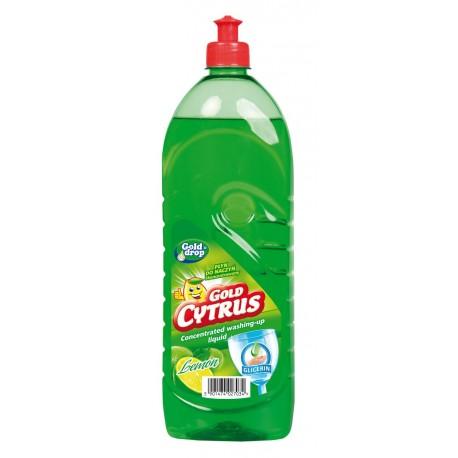 Płyn do mycia naczyń z gliceryną i witaminami