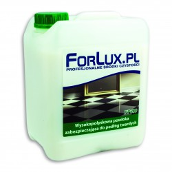 Powłoka wysoko połyskowa zabezpieczająca do podłóg twardych - FORLUX PP 09