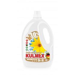 Żel do prania tkanin kolorowych o zapachu mydła marsylskiego  KULMEX Savon de Marseille, 3l