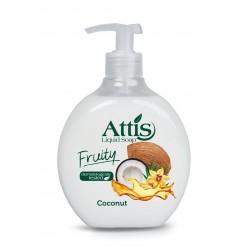 ATTIS FRUITY owocowe mydło w płynie, 500ml
