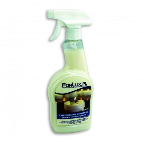 Preparat do mycia i zabezpieczanie nagrobków - Forlux ZZN 09, ZGN 14
